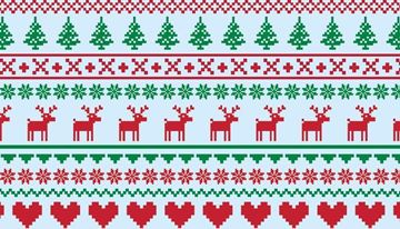 Picture of 100m Christmas Embroidery Clear Wrap