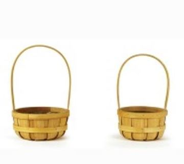 Picture of Set Of Natural Baskets