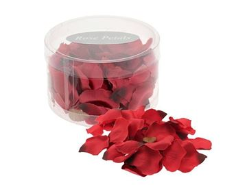 Picture of Red Artificial Rose Petals