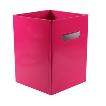 Picture of Pearlised Hot Pink Flower Box